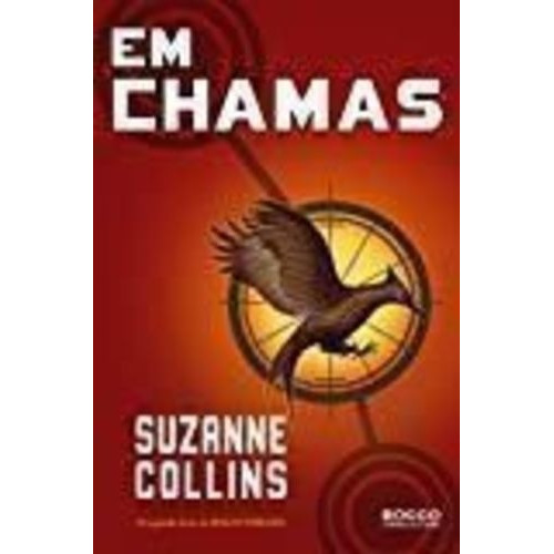Em Chamas Edition Of Catching Fire - Hunger Games Vol. 2