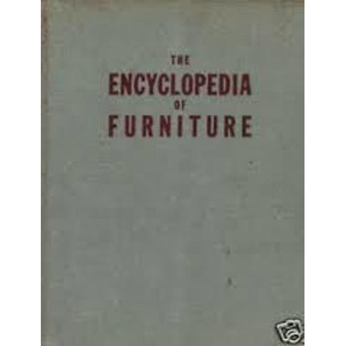 Livro The Encyclopedia E Furniture Joseph Aronson