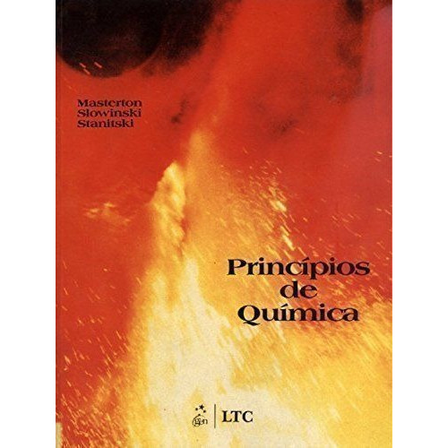 Livro Principios De Quimica William L. Masterton