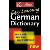 German Easy Learning Dictionary (english And German Edition)