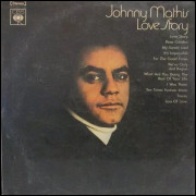 Lplp Johnny Mathis - The Heart Of A Woman, Disco Vinil, 1975